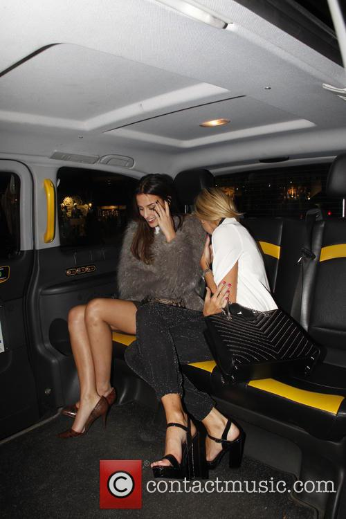 Stephanie Pratt and Lucy Watson 11