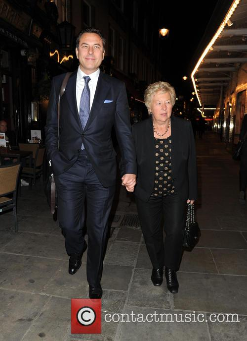 David Walliams and Kathleen Ellis 10