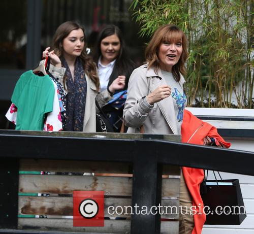 Lorraine Kelly and Rosie Kelly Smith 5