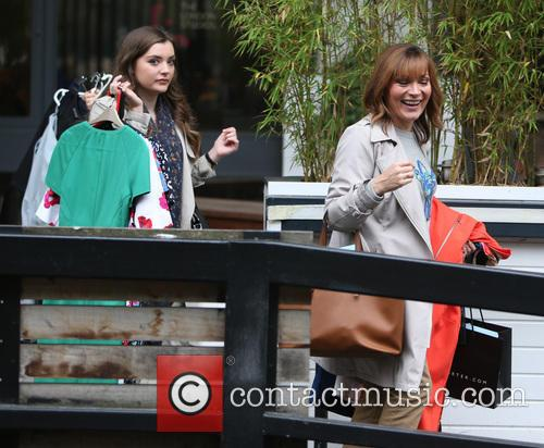 Lorraine Kelly and Rosie Kelly Smith 1