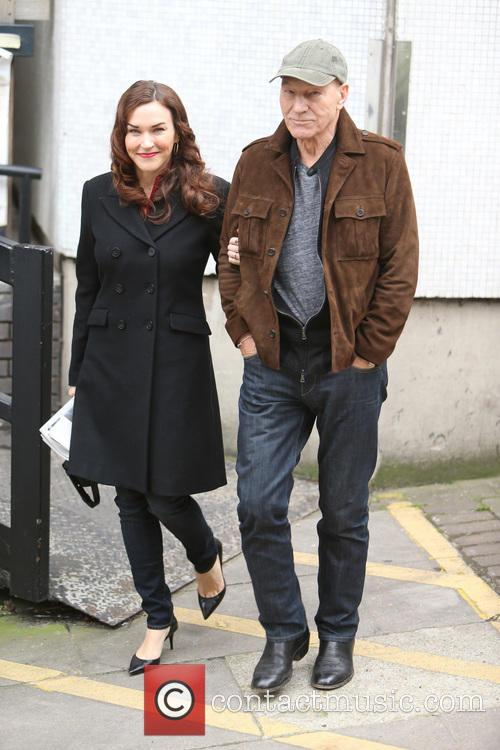 Patrick Stewart and Sunny Ozell 10