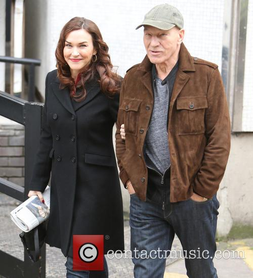 Patrick Stewart and Sunny Ozell 11