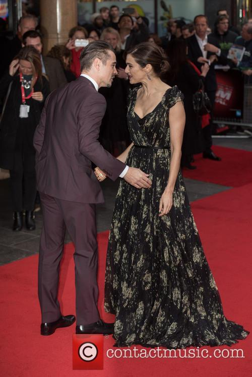 Rachel Weisz and Colin Farrell 3