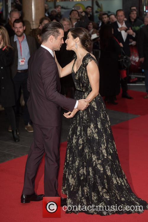 Rachel Weisz and Colin Farrell 5