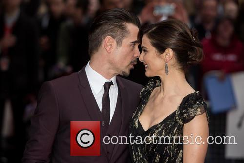 Rachel Weisz and Colin Farrell 9