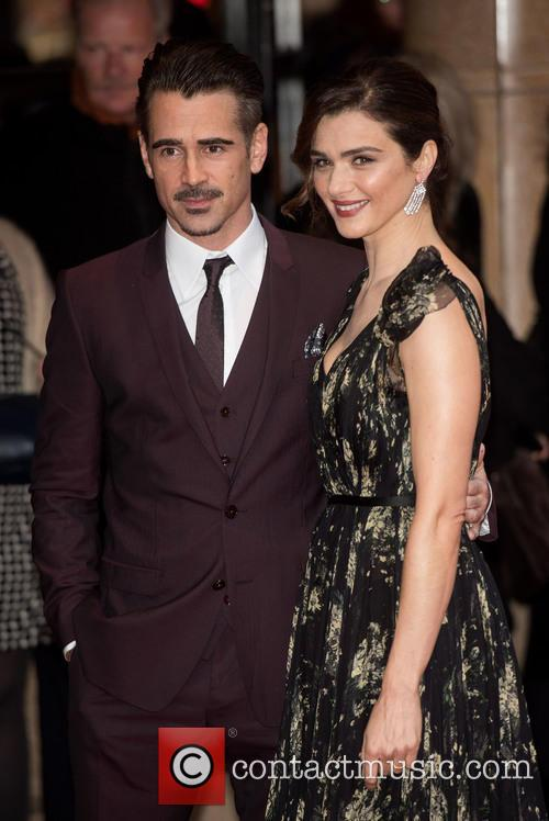 Rachel Weisz and Colin Farrell 11