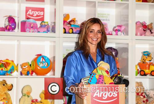 Louise Redknapp and Argos Toy Exchange - Photocall