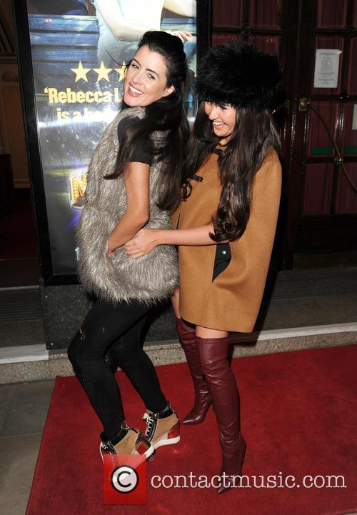 Charlotte Dawson and Helen Wood 3