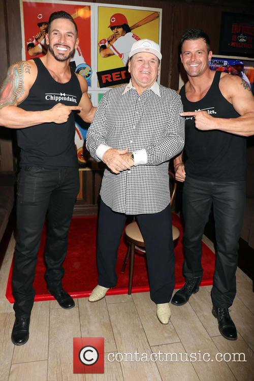 Pete Rose and Chippendales 1