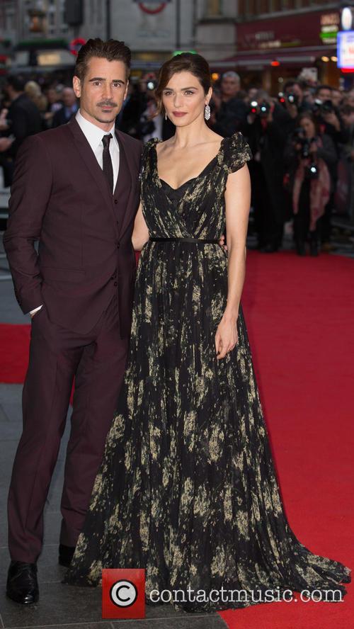 Rachel Weisz and Colin Farrell 1