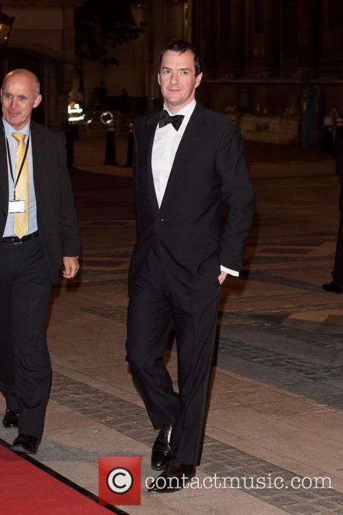 Chancellor George Osborne 2