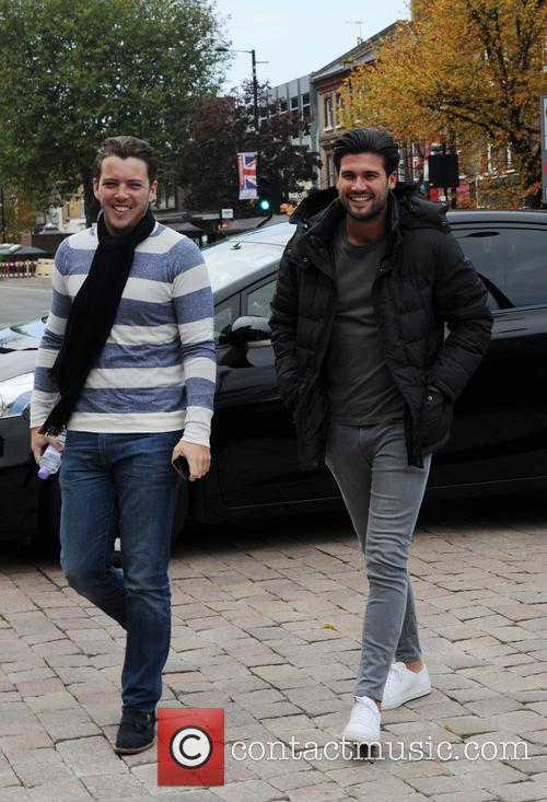 James Bennewith and Dan Edgar 1