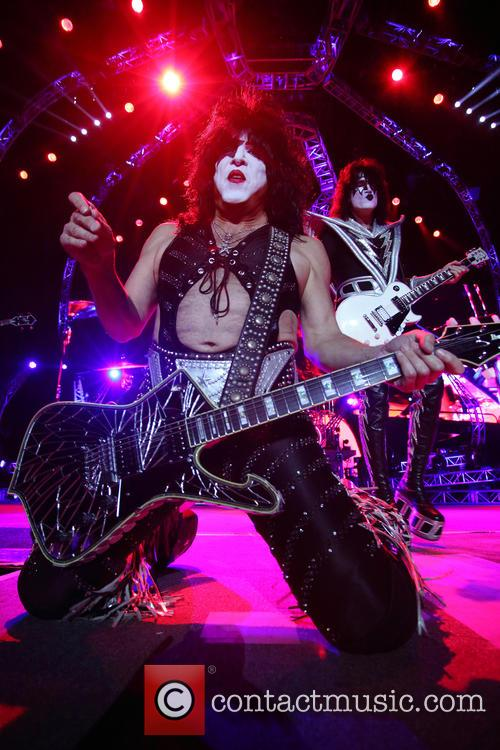 Kiss and Paul Stanley 3