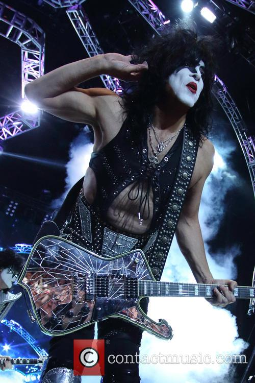 Kiss and Paul Stanley 5