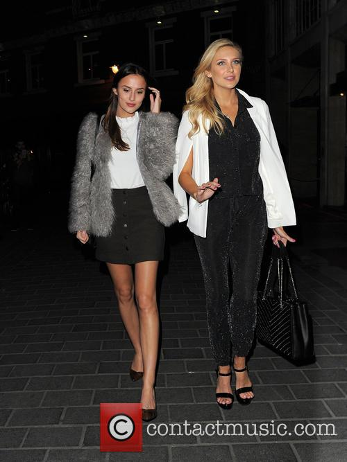Lucy Watson and Stephanie Pratt 2