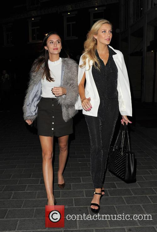 Lucy Watson and Stephanie Pratt 3