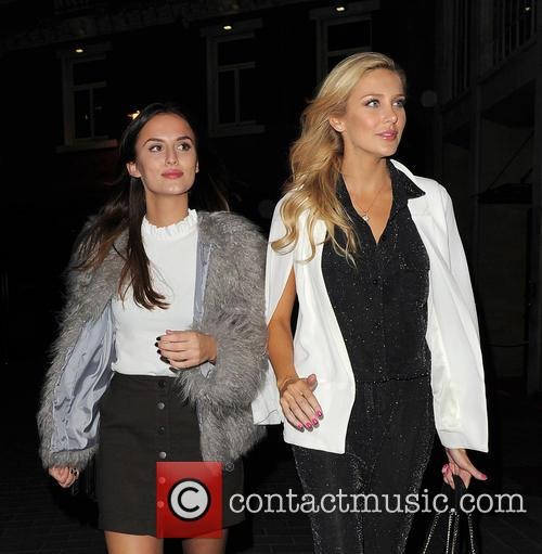 Lucy Watson and Stephanie Pratt 4