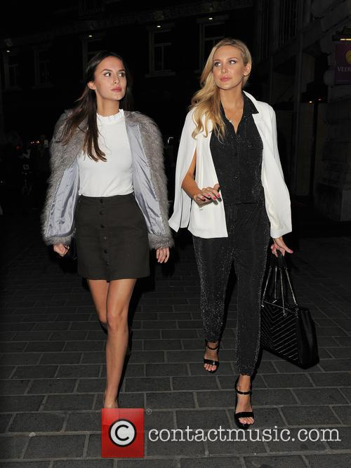 Lucy Watson and Stephanie Pratt 5