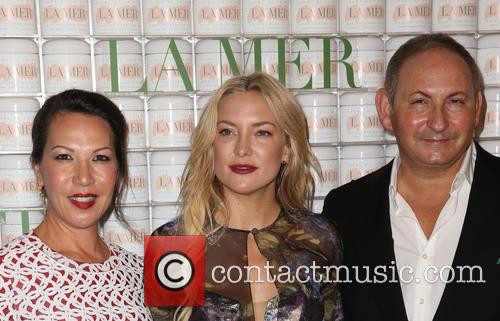 Alina Cho, Kate Hudson and John Demsey 1