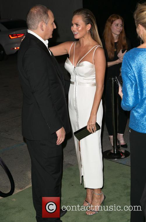 John Demsey and Chrissy Teigen 4