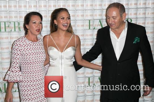 Sandra Main, Chrissy Teigen and John Demsey 1