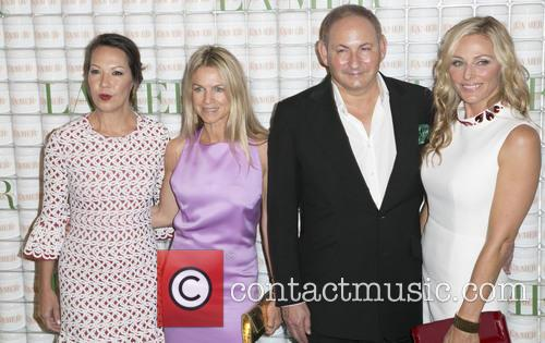 Sandra Main, Crystal Lourd, John Demsey and Jamie Tisch 1