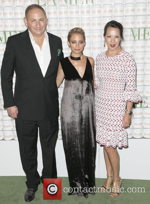 John Demsey, Nicole Richie and Sandra Main 2