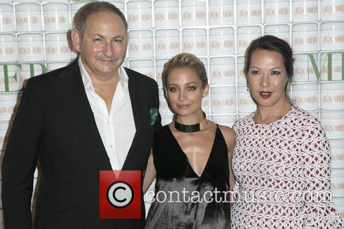 John Demsey, Nicole Richie and Sandra Main 1