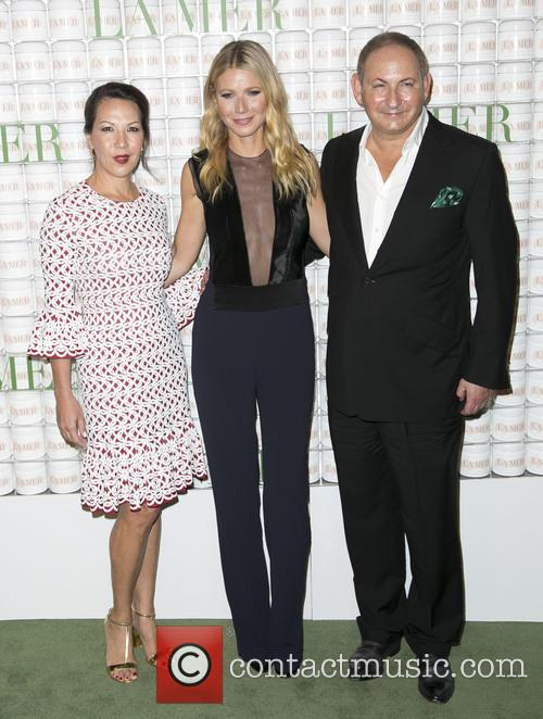 Sandra Main, Gwyneth Paltrow and John Demsey 2