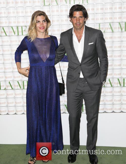 Delfina Blaquier and Nacho Figueras 2