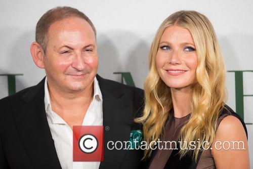 John Demsey and Gwyneth Paltrow 1
