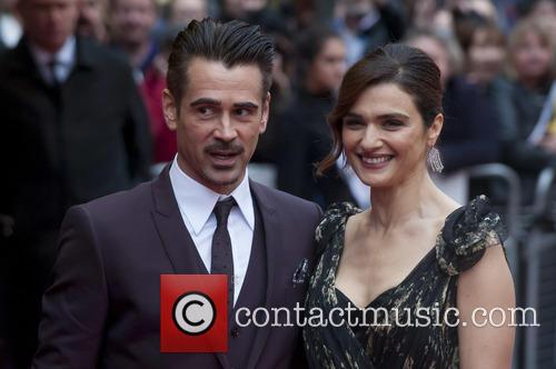 Colin Farrell and Rachel Weisz 2