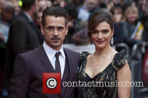 Colin Farrell and Rachel Weisz 4