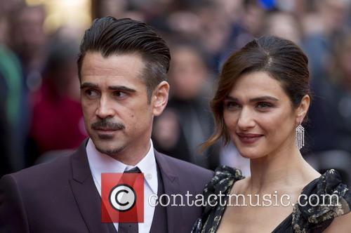 Colin Farrell and Rachel Weisz 6