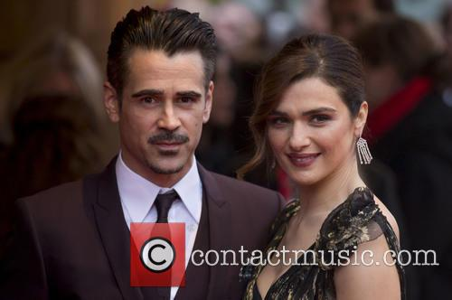 Colin Farrell and Rachel Weisz 7