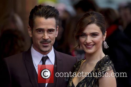 Colin Farrell and Rachel Weisz 8