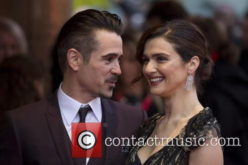 Colin Farrell and Rachel Weisz 9