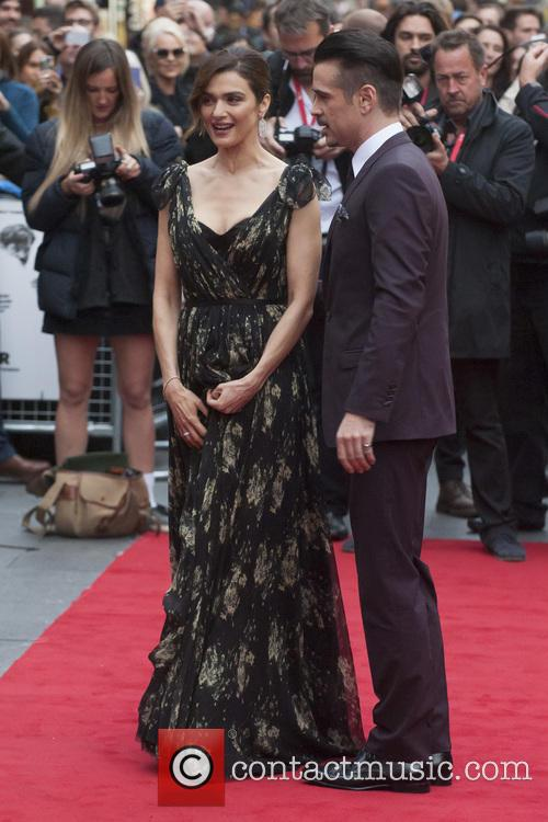 Colin Farrell and Rachel Weisz 10