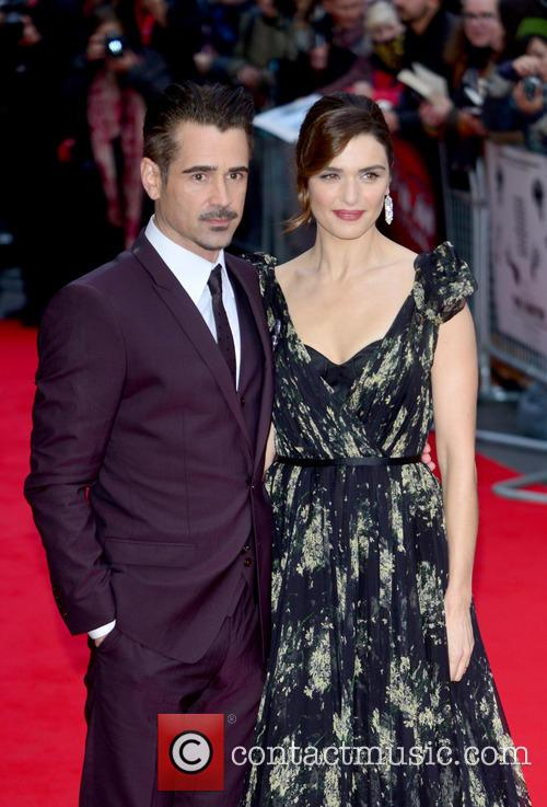 Colin Farrell and Rachel Weisz 3