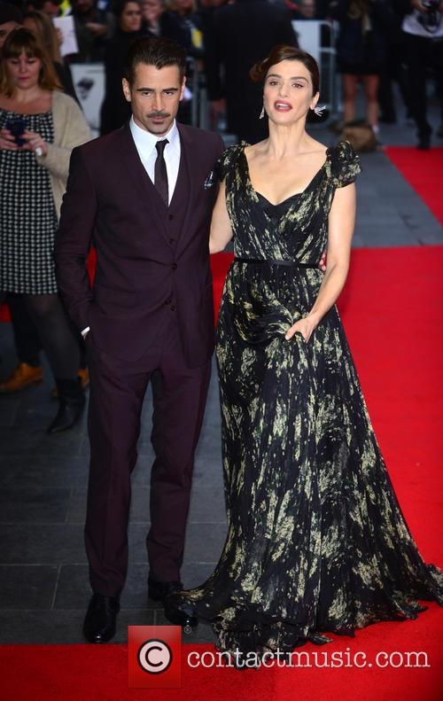 Colin Farrell and Rachel Weisz 1