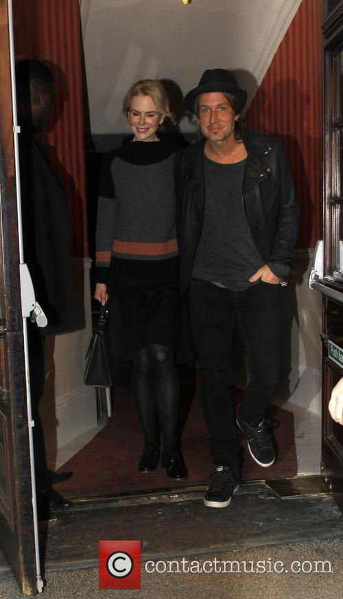 Nicole Kidman and Keith Urban 2