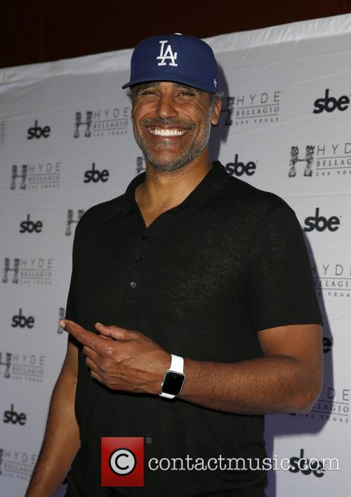 Rick Fox at Hyde Bellagio