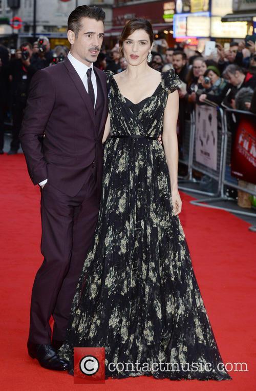 Rachel Weisz and Colin Farrell 2