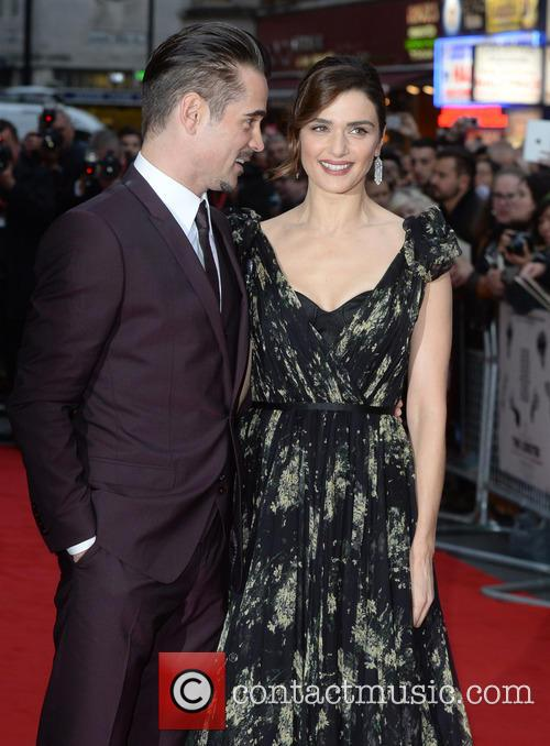 Rachel Weisz and Colin Farrell