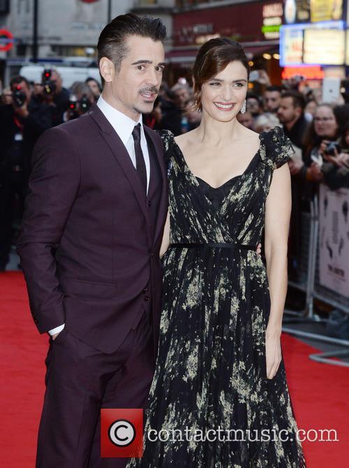 Rachel Weisz and Colin Farrell 4