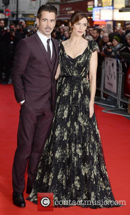 Rachel Weisz and Colin Farrell 5