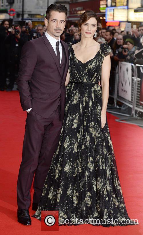 Rachel Weisz and Colin Farrell 6