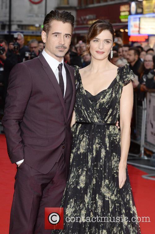 Rachel Weisz and Colin Farrell 7