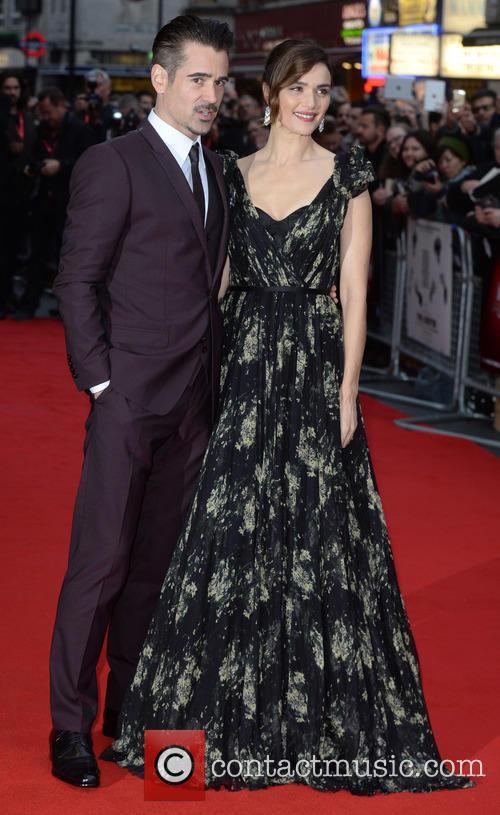 Rachel Weisz and Colin Farrell 8