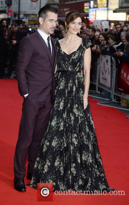 Rachel Weisz and Colin Farrell 9
